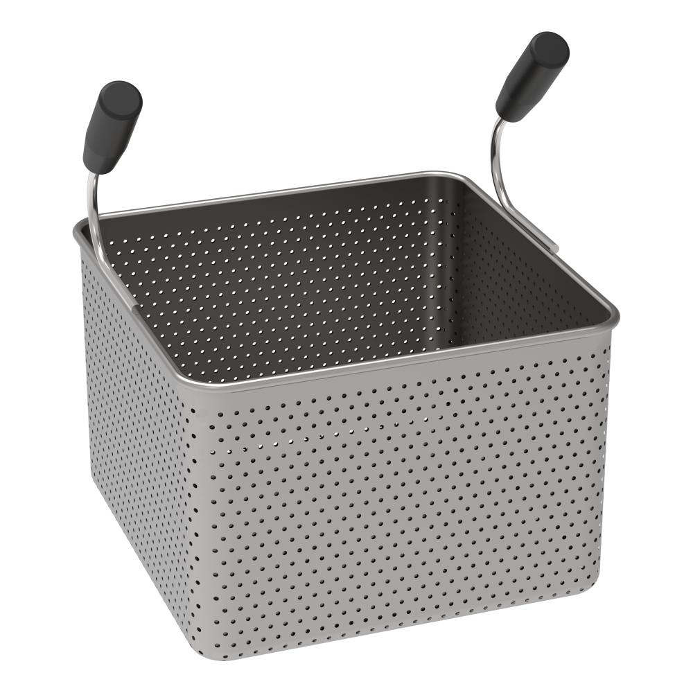 Eurast 4A536021 Basket pasta cooker pak 1 gn 2/3 - 290x290x200 mm