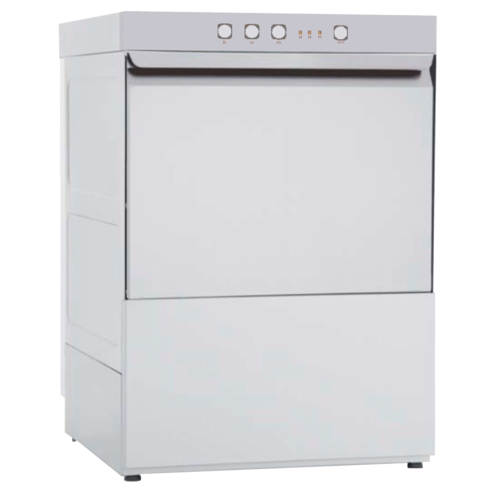 Eurast 46278719 Dishwasher basket 500x500 30 baskets/h. - 575x600x820 mm - 3,5 KW 230/1V