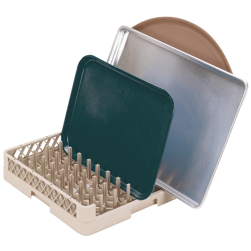 Eurast 95030 Dishwasher basket for large trays - 500x500x80 mm