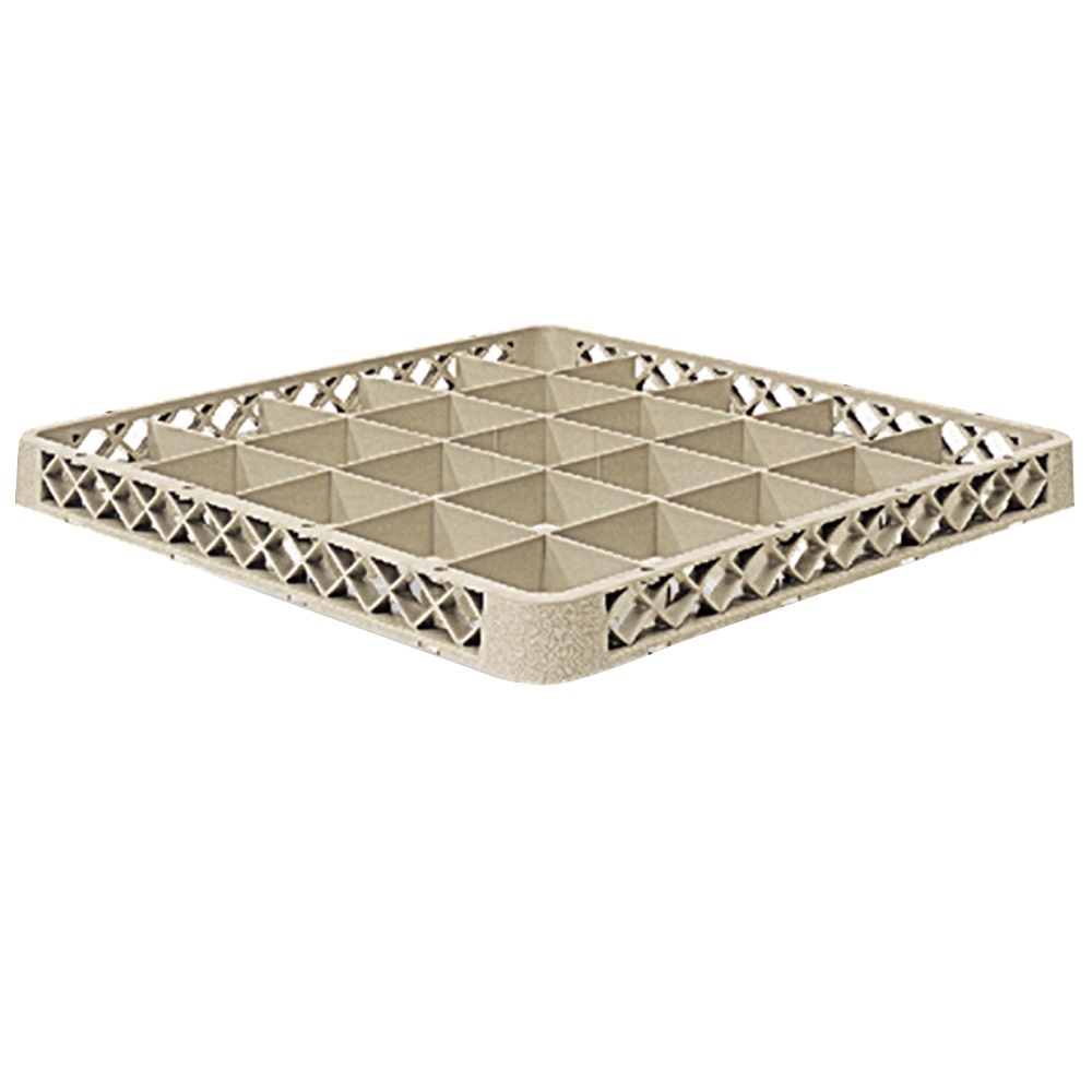 Eurast 95251 Basket height supplement with 25 compartments - 500x500x40 mm