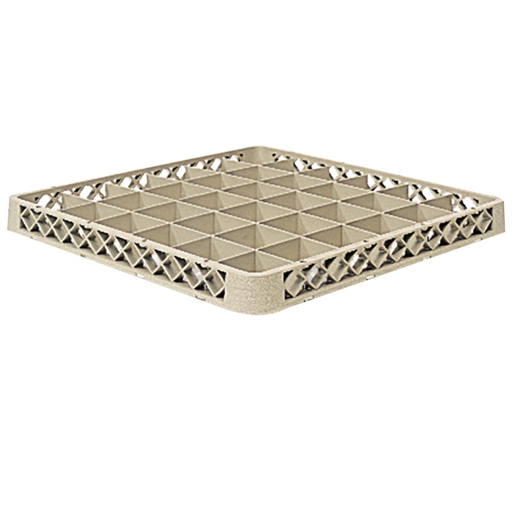 Eurast 95361 Basket height supplement with 36 compartments - 500x500x40 mm